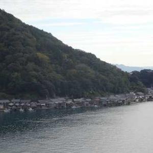 海に一番近い町「伊根の舟屋」に行ってきました♪