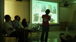 2月24日 ウミガメ報告会に参加しました