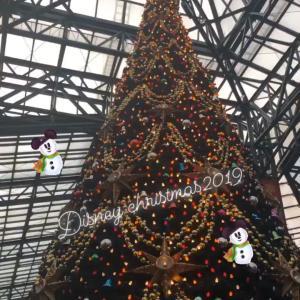クリスマスディズニー2019☆ランドの午前中☆