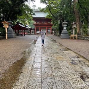 結婚記念日の日に最強パワースポット鹿島神宮(鹿島神社の総本社)へ★