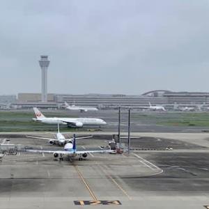 羽田空港でドッキリ!?