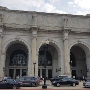 ユニオン駅 2019.8 WASHINGTON D.C.&New York(22)