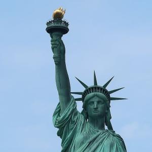 自由の女神  The statue of Liberty 2019.8 WASHINGTON D.C.&New York(31)