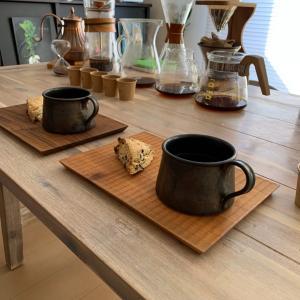 コーヒー器具5種 飲み比べレッスンレポ
