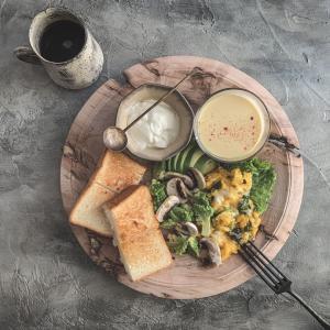 カラダが喜ぶ 朝ごパン