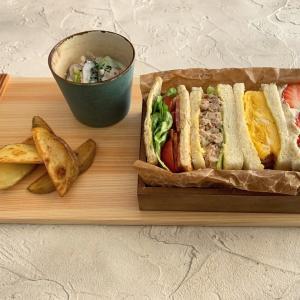 お弁当にも!きちんと作る基本の王道サンドイッチレッスン