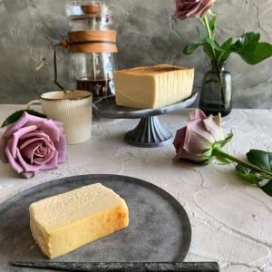 人生最高のチーズケーキ 手作りしてみました