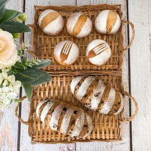 レーズン酵母 テーブルパンとフリュイ