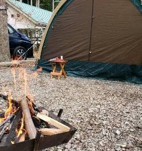 年明けキャンプ