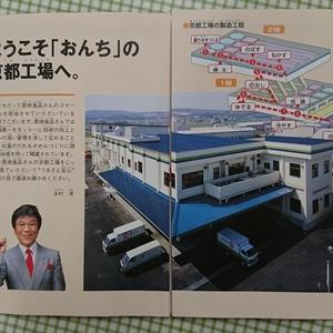 親と子の恩地食品 京都工場見学会( サマーフェスタ2019)