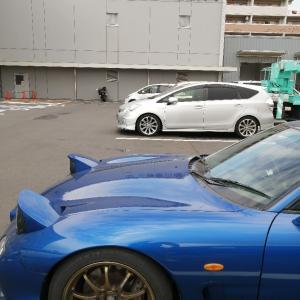 FD3Sユーザー車検