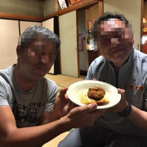 93…ニュー飯店にて