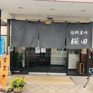 中之条町の桜田さんでヒレカツランチを食す