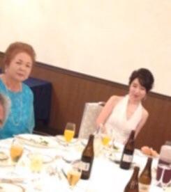 ママちゃんお誕生日おめでとう