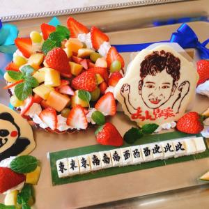 サプライズ⭐️ご注文 麻雀誕生日ケーキ