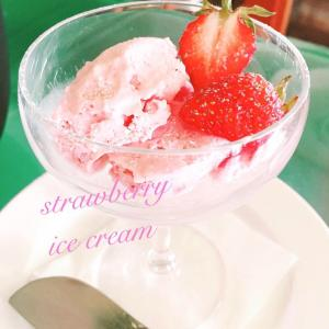 アイスクリームを作ります!