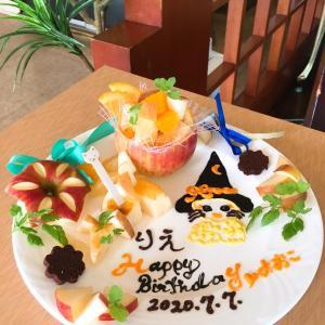 りえちゃん誕生日会