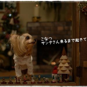 今年もクリスマス会に向けて…