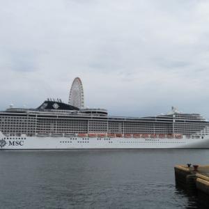 クルーズ客船「MSCスプレンディダ」船内見学