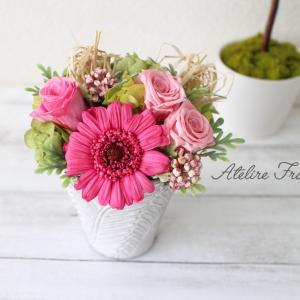 涼しい秋からお花のレッスンスタートしませんか♪ 体験レッスン受付中!