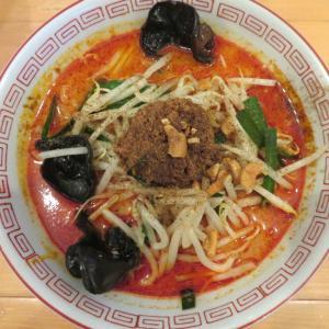 担々飯店@竹橋 「担々麺、汁なし担々麺+ちょいめし」