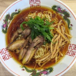 くじら食堂@東小金井 「鶏中華」