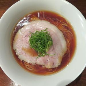 創作麺工房 鳴龍@大塚 「醤油拉麺、ほか」