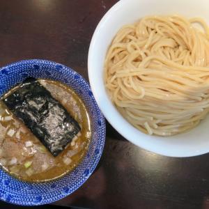 つけ麺 麦の香@西早稲田 「ゆず香塩つけ麺(並)」