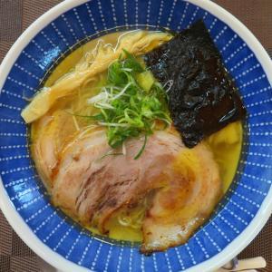 らぁ麺 桃の屋@小田原(神奈川県) 「あっさり塩らぁ麺」