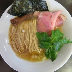 と多゛食堂@東飯能(埼玉県) 「煮干そば 白」