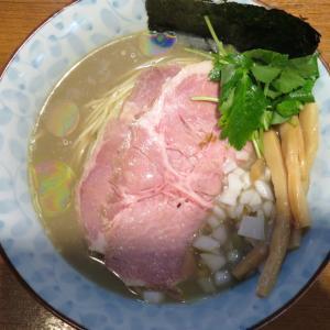 寿製麺 よしかわ@川越(埼玉県) 「濃い冷し煮干そば」