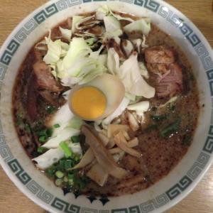 桂花ラーメン@新宿(西口) 「太肉麺」