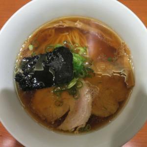 支那そばや@東京駅(TRS) 「醤油らぁ麺」