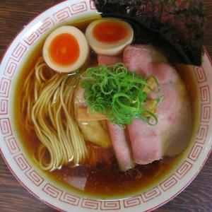 らぁ麺 大金星@横瀬(埼玉県) 「醤油らぁ麺、ほか」
