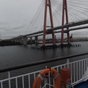 2020年夏。常磐線そしてフェリー⑮ 雨の名古屋上陸!