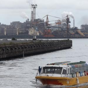 2020年夏。常磐線そしてフェリー⑰ 名古屋のパナマ運河体験クルーズ