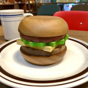 ハンバーガー食いたい。