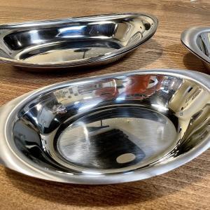 イケダのカレー皿