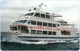 松島の遊覧船が再開しました。!!!