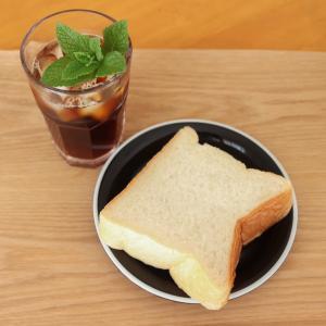 熟成純生食パンとミントアイスコーヒー