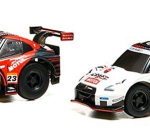 【チョロQ】GT-R(R35) SUPER GT 2台セット 発売決定