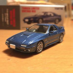 【TLV NEO】マツダ サバンナRX-7 GT-X (1989)