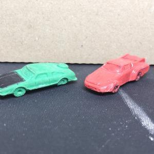 【スーパーカーブーム】復刻版 スーパーカー消しゴム part2