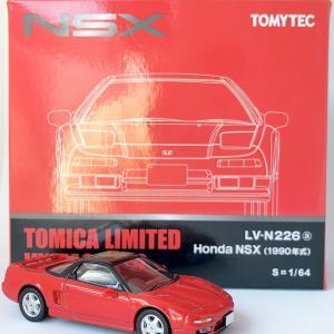 【TLV NEO】ホンダ NSX 赤 (1990年式) part1