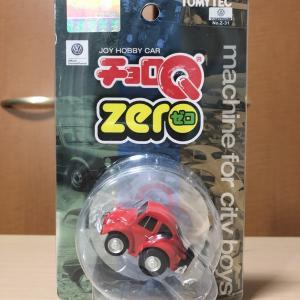 【チョロQ zero】フォルクスワーゲン タイプ1 赤