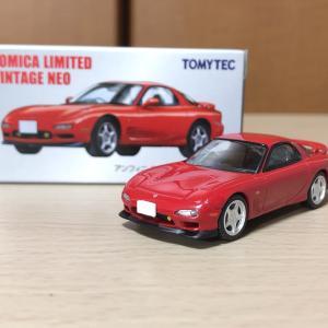 【TLV NEO】アンフィニ RX-7 タイプR 1991年式 日本車の時代 Vol.13 ②