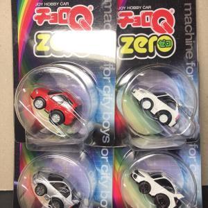 チョロQ zero シビックシリーズ 初発到着