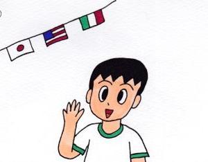学校の掟~スポーツテスト~