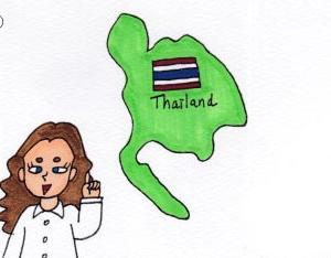 世界の不思議~タイ~