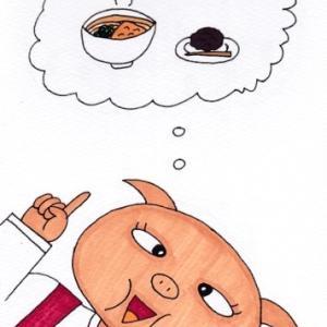 うどんと和菓子の相性